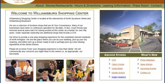 Williamsburg Shopping Center